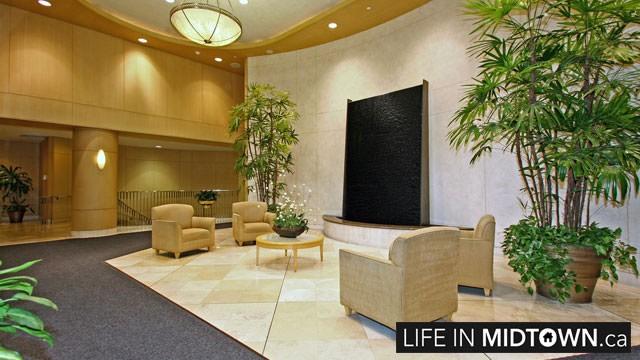 LifeInMidtown-Condos-123-Eglinton-Lobby