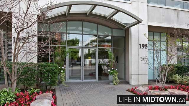 LifeInMidtown-Condos-195-Merton-Entrance