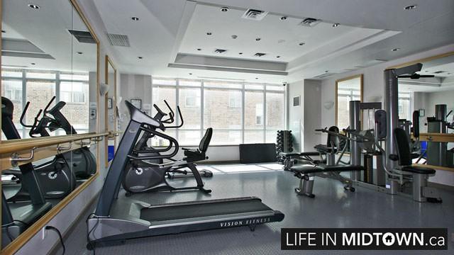LifeInMidtown-Condos-212-Eglinton-Gym