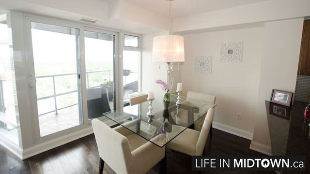 LifeInMidtown-Condos-2181-Yonge-Dining