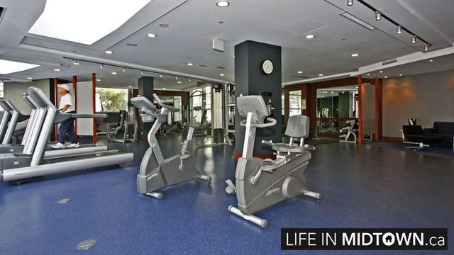 LifeInMidtown-Condos-2181-Yonge-Gym