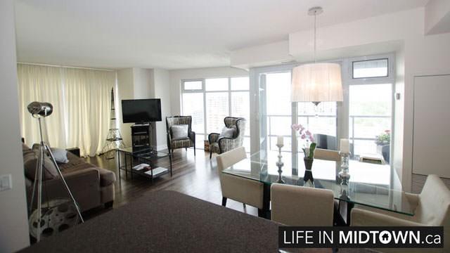 LifeInMidtown-Condos-2181-Yonge-LivingDining