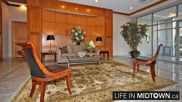 LifeInMidtown-Condos-225-Merton-Lobby