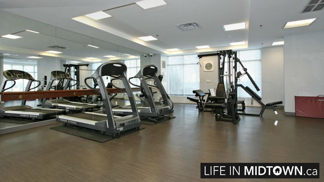 LifeInMidtown-Condos-245-Davisville-Gym