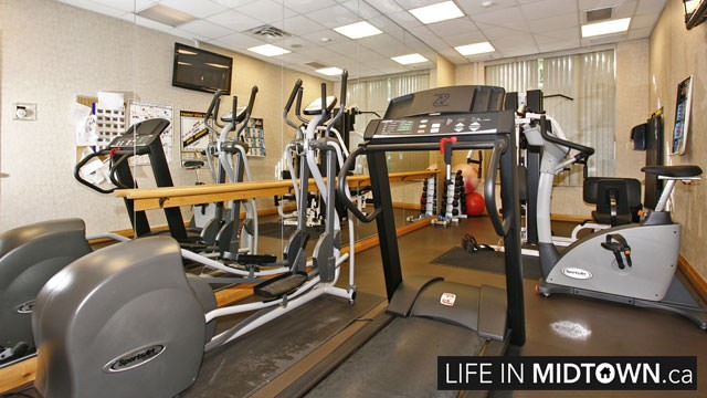 LifeInMidtown-Condos-253-Merton-Gym