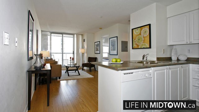 LifeInMidtown-Condos-253-Merton-Kitchen-Living-Dining