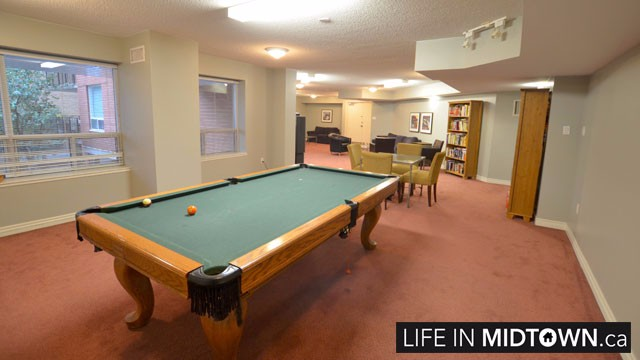 LifeInMidtown-Condos-300-Balliol-Party-Room
