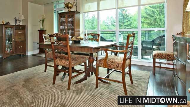 LifeInMidtown-Condos-319-Merton-Dining