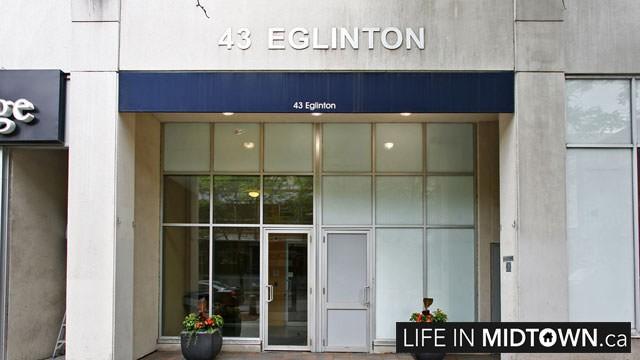 LifeInMidtown-Condos-43-Eglinton-Entrance