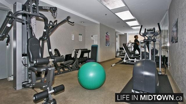 LifeInMidtown-Condos-43-Eglinton-Gym
