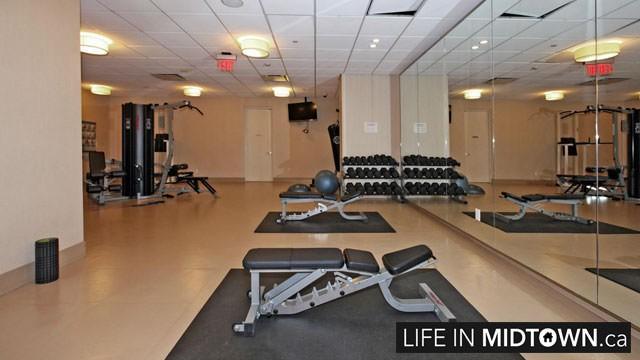 LifeInMidtown-Condos-70-Roehampton-Gym