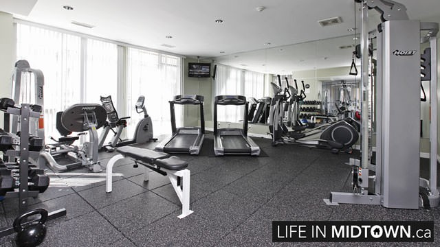 LifeInMidtown-Condos-900-MountPleasant-Gym-3