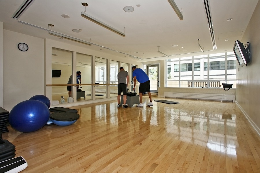 2191 Yonge - Aerobics:Yoga Room