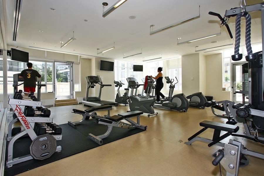 2191 Yonge - Gym