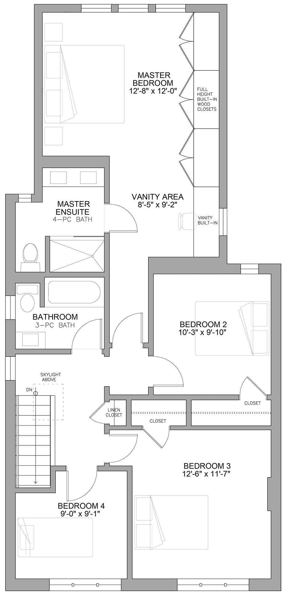 162-Colin-Floor-Plan-Second Floor