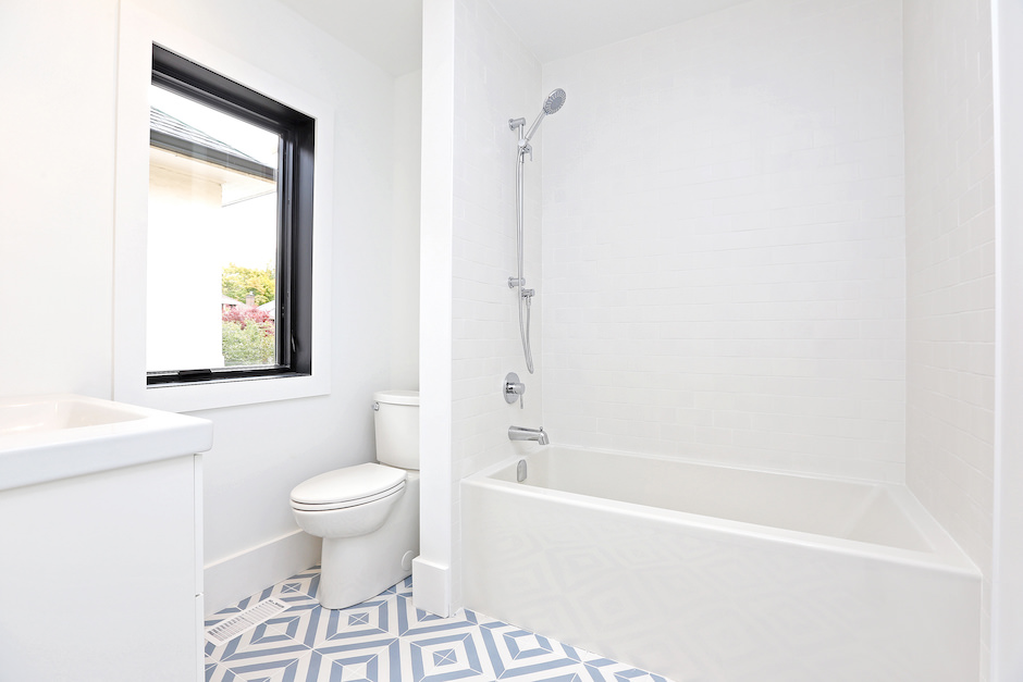 Bathroom 1 – revised
