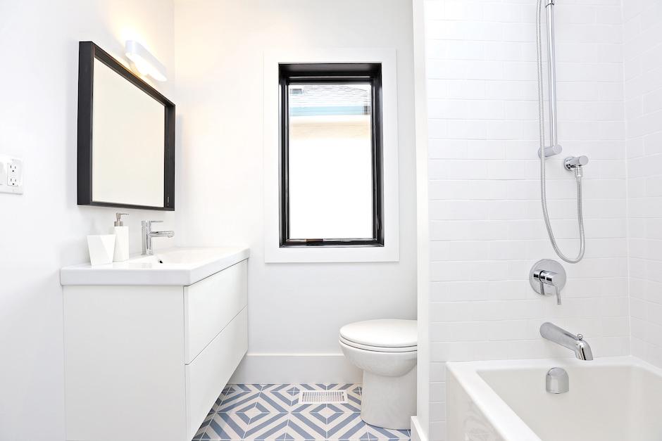 Bathroom 2 – revised